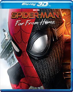 Spider-Man: Lejos de Casa [BD25 3D] *Con Audio Latino