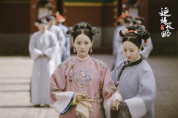 สนมฉุน (หวังหยวนเข่อ) @ Story of Yanxi Palace เล่ห์รักตําหนักเหยียนสี่ (เล่ห์รักวังต้องห้าม: 延禧攻略)