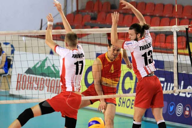 Österreich bezwingt Mazedonien auch im Rückspiel