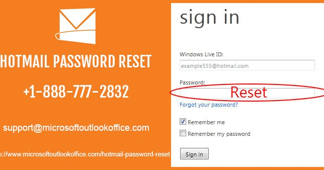 Change Hotmail Password to Make Credibility with Guidance