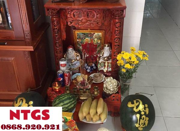Bàn Thờ Ông Địa Giá Rẻ TPHCM - Noithatgiasi99