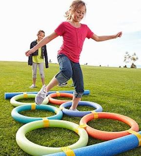 10 divertidos y saludable juegos para niños