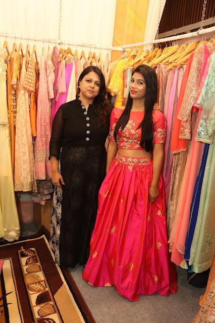 Varsha Sethi with Priyanka Singh