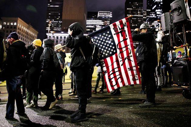 Οι αμερικανικές εκλογές και ο «έρπων εμφύλιος»
