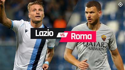 مشاهدة مباراة روما ولاتسيو بث مباشر اليوم 1-9-2019 في الدوري الايطالي