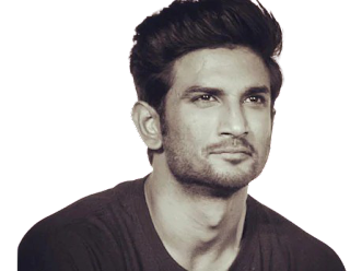 Transparent background for Sushant Singh Rajput images