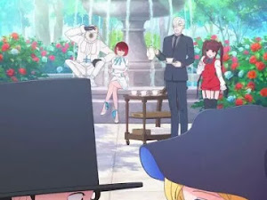 Shinigami Bocchan to Kuro Maid [12/12][720p][Sub Español]