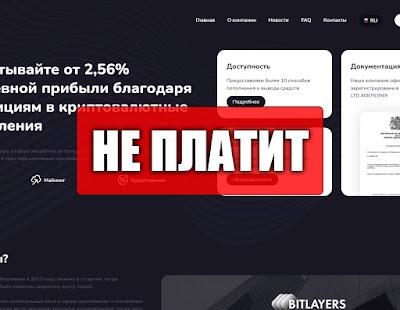 Скриншоты выплат с хайпа bitlayers.cc