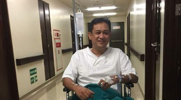 Jantungnya Sudah Dipasangi Ring, Denny Siregar Cerita Perjuangannya Kena Covid-19: Aku Menangis