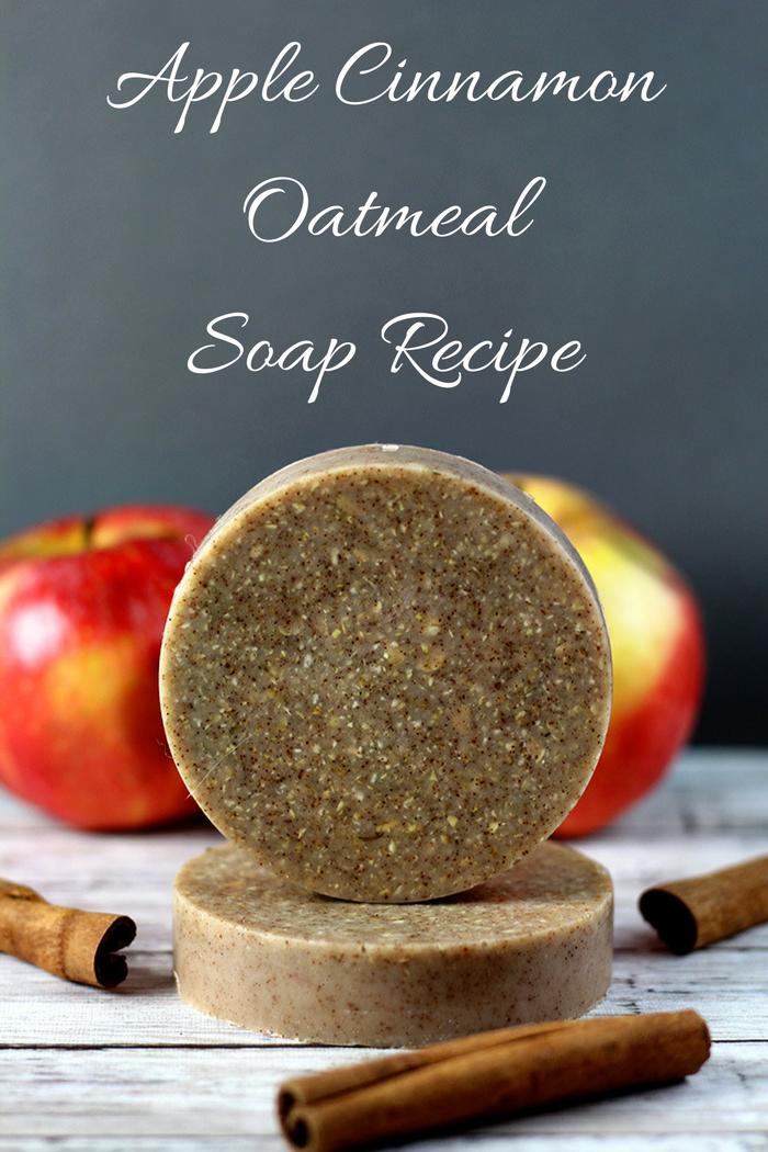 oatmeal soap Oatmeal milk and honey handmade cold process soap.
