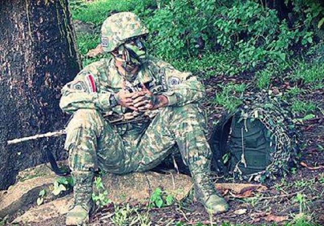 Kisah Mengharukan Prajurit TNI SUPARLAN, Ketika Bertempur Sendiri dengan Gagah Berani