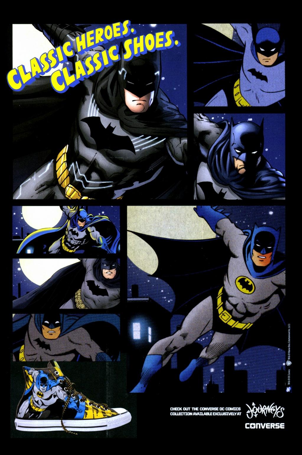 Moongem Comics Batman And Joker Converse Ads