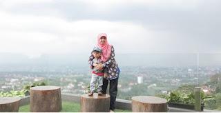 View Bandung di Skyline