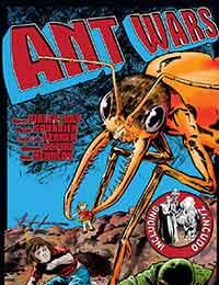 Ant Wars Comic