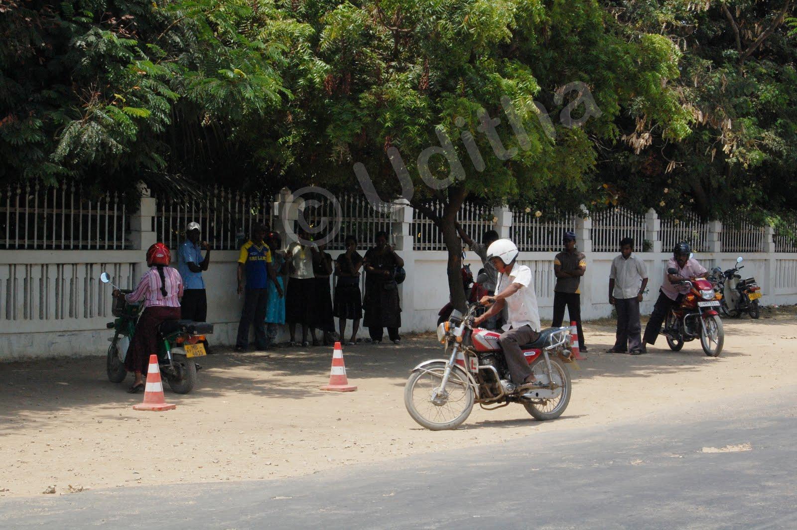 FOREST BIRD: Eight hours in Jaffna
