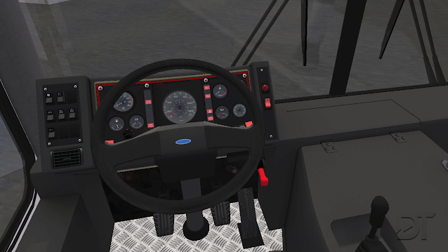 OMSI 2 - Busscar Urbanus Ford B-1618