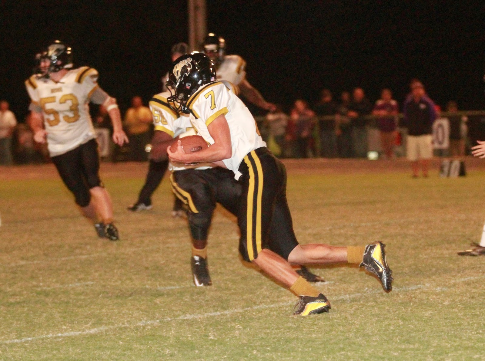 Lonoke County Sports Report: Bison swat Hornets for third win