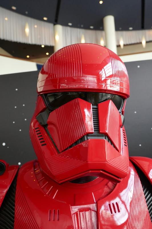 Sith Trooper helmet Star Wars Rise of Skywalker