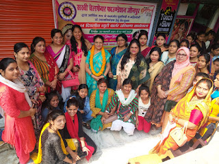 महिलाओं को आत्मनिर्भर बनाना मुख्य उद्देश्य: प्रीति गुप्ता    #NayaSaberaNetwork