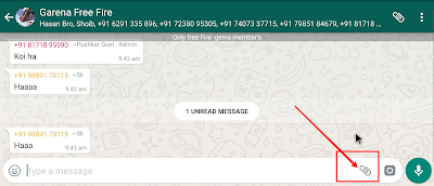 How to send high quality pictures on whatsapp