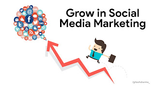 How to grow in social media marketing strategy