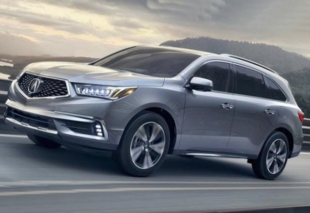2018 Acura MDX Hybrid Review