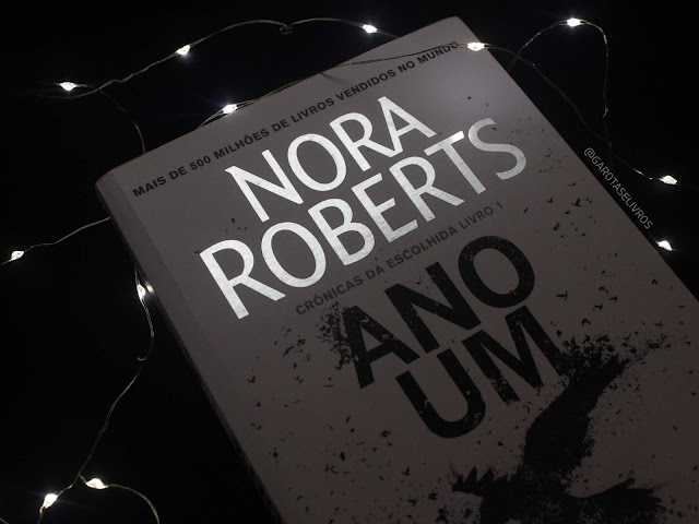 Livro novo Nora Roberts
