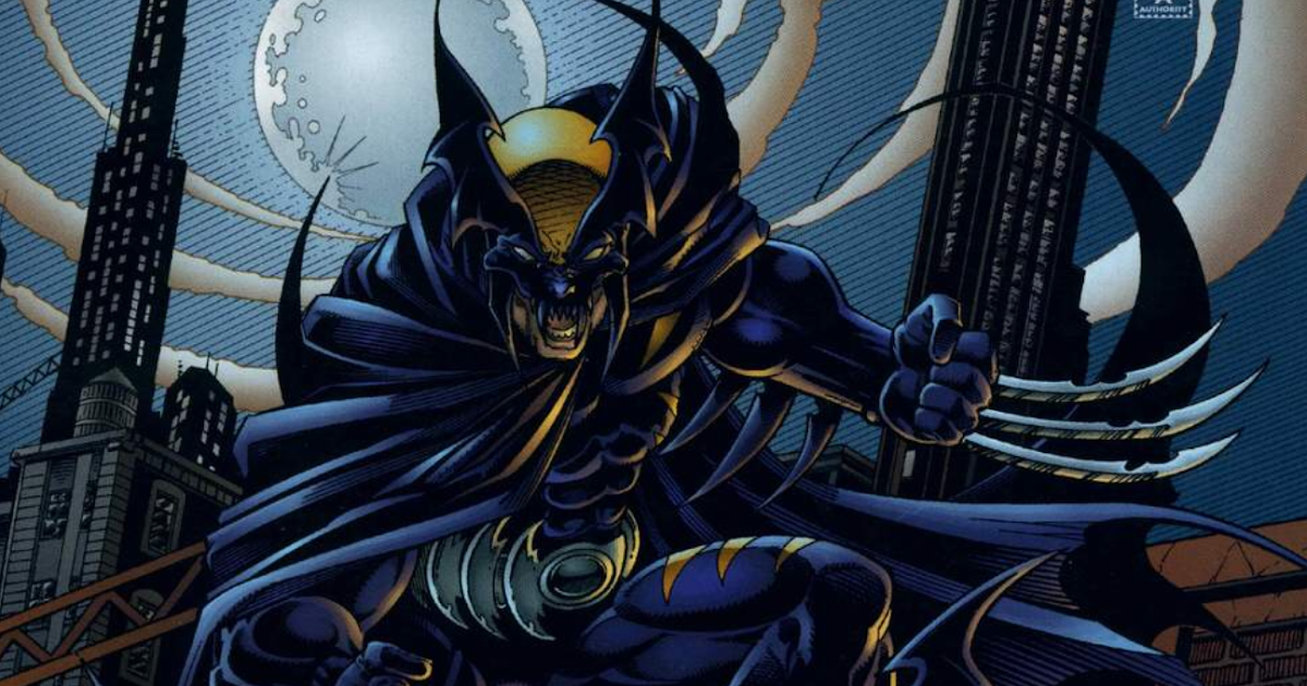 Image result for legends of the dark claw #1