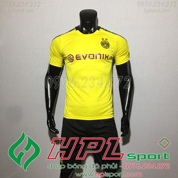 Áo câu lạc bộ Dortmud màu vàng 2020