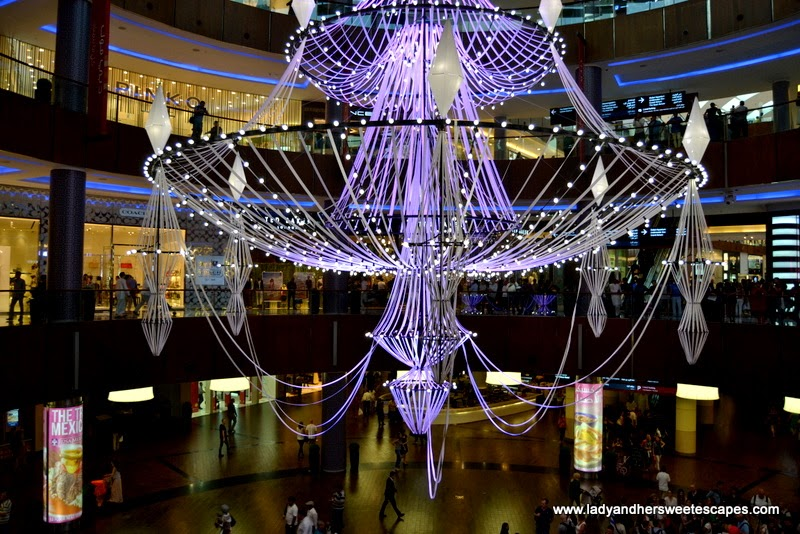 XXLustre at Dubai Festival of Lights