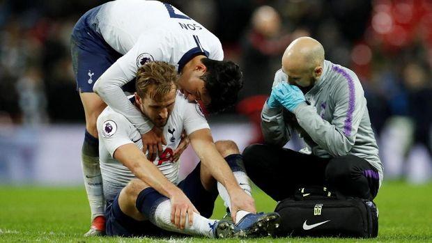 Pemain Tottenham Harry Kane Bisa Pecahkan Rekor Duel Melawan Arsenal 2019