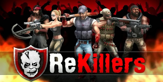 Rekillers Android Completo | Touch Revolution Games