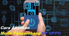 Developer Mode Oppo dan Fungsinya