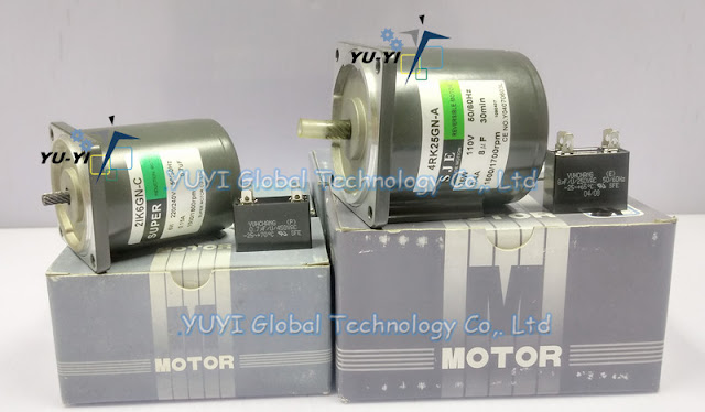 SJE 4RK25GN-A REVERSIBLE MOTOR / SUPER 2IK6GN-C MOTOR INDUCTION MOTOR