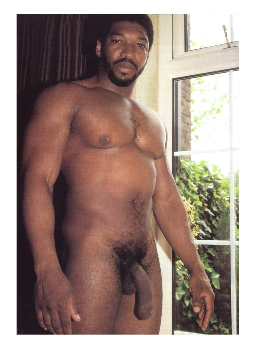 Big Black Hairy Gay Dick