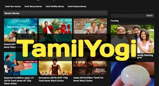 TamilYogi – Download Latest New Tamil Movies HD & Watch Online Free