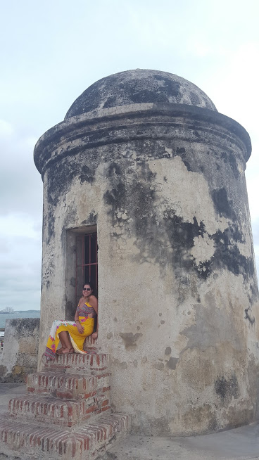 Forte Santa Catalina - Cartagena