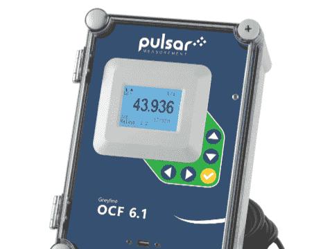 Pulsar Open Channel Flow Meter untuk Mengukur debit Sungai, Parit dan kanal