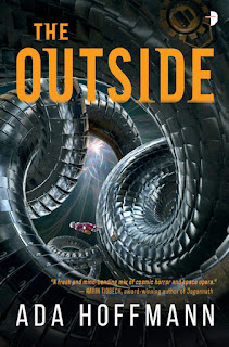 Interview with Ada Hoffmann, author of The Outside