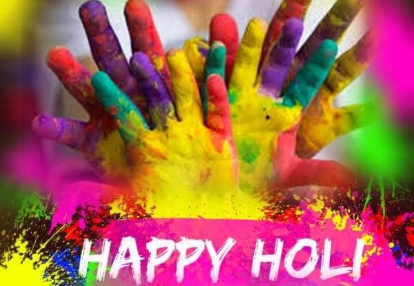 Happy Holi Wishes Messages Quotes Shayari in Hindi