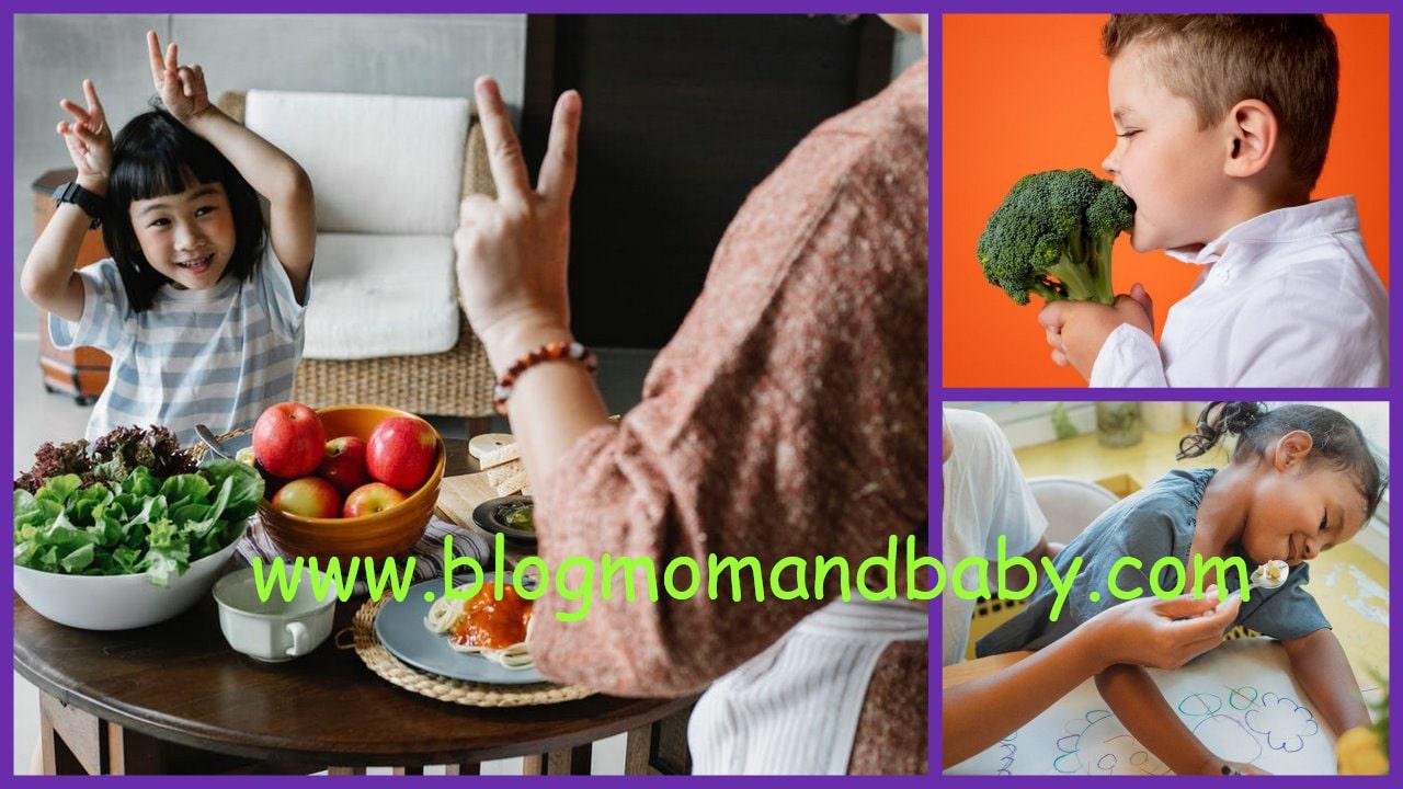 Cara Mengatasi Anak Susah Makan Sayur dan Buah