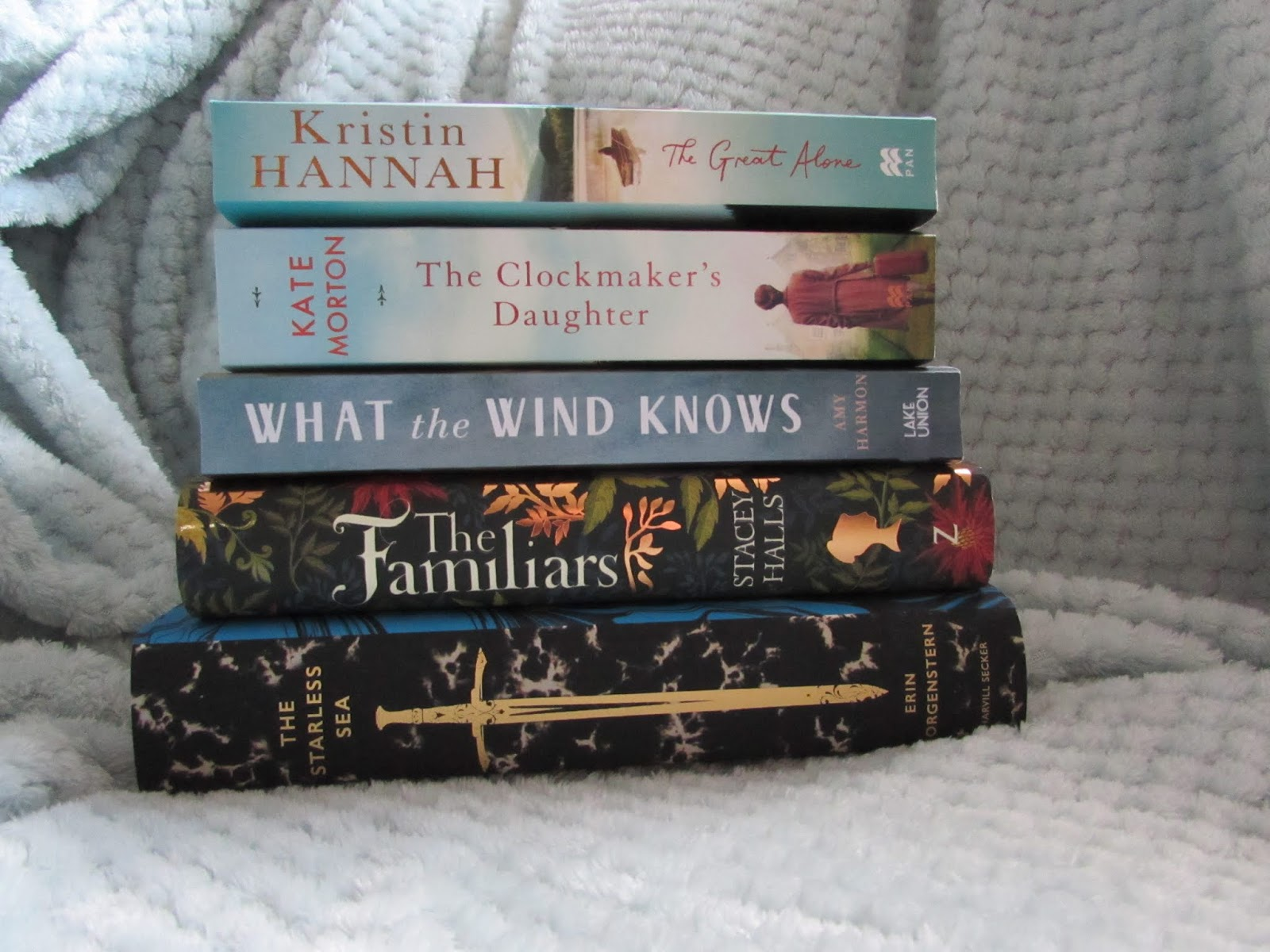 Notable Authors of 2019 (My Year in Books)