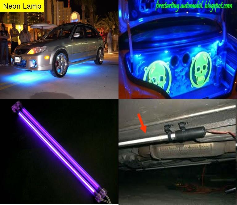 Kos Wiring Lampu Kereta