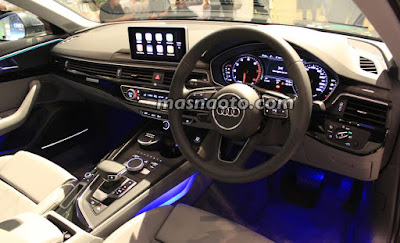 Spesifikasi The All New Mobil Audi A4