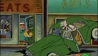 Oye Arnold - Señor Green Candidato (Temporada 4 Capítulo 9.2)