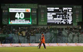 Sri Lanka vs Netherlands 19th Match ICC World T20 2014 Highlights