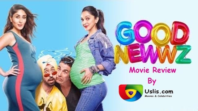 Good Newwz Movie Review - Akshay Kumar, Diljit Dosanjh perfect comedy match - uslis