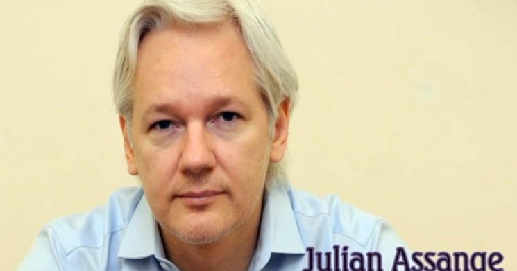 Free Iraq: Julian Assange - This is out of control!