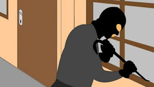 Dua Spesialis Maling Rumah Kosong Diamankan Polisi