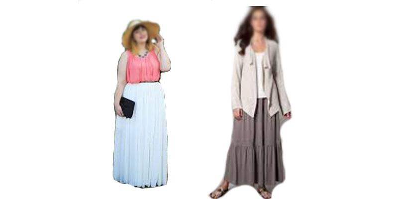 errores al usar falda